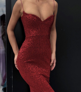 red sexy dress, fashion goals and style