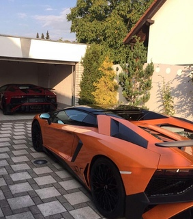 rich, california and luxury