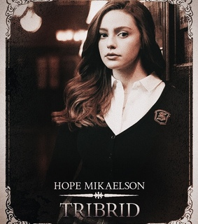legacies, hope mikaelson and the vampire diaries