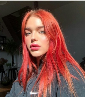 models, cabelo vermelho and red hair color