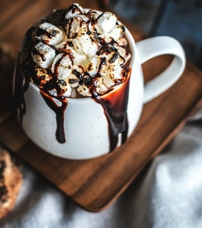 colddays, fall and hotchocolate