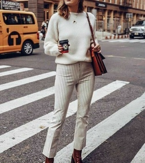 town, coffee and causal