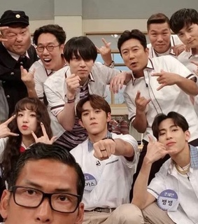 song yuqi, got7 and g idle