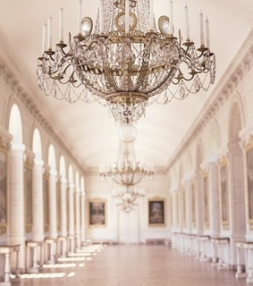 luxury, baroque and france