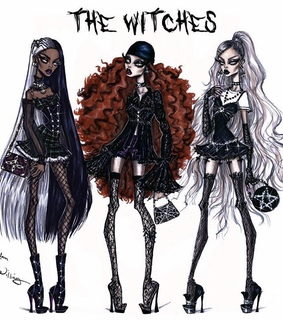 the witches, hayden williams and art