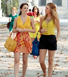 luck, gift and gossip girl
