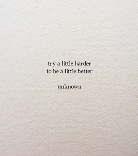 little, harder and text