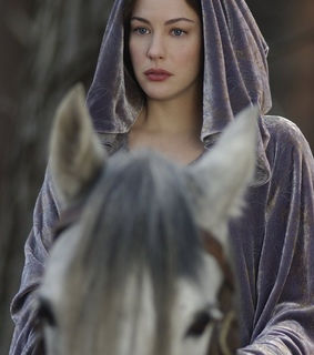 arwen, liv tyler and the return of the king