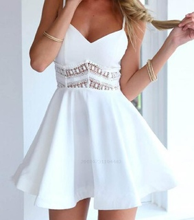 lace prom dress, prom dress white and homecoming dresses sexy