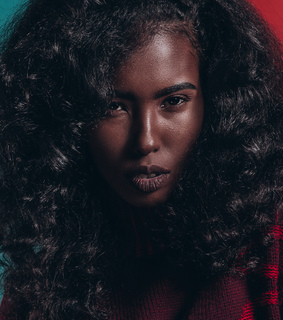 photography, texture and dark skin