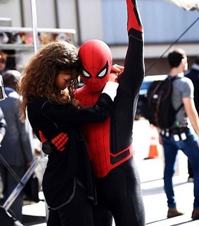 tom holland, far far from home and love