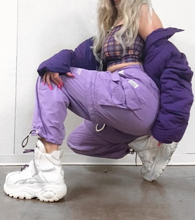 dollskill, violet and style