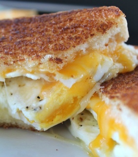grilled cheese, tasty and food