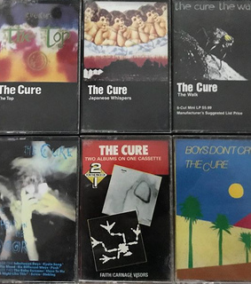 album, boys dont cry and the cure