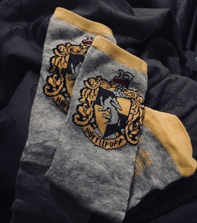 harry potter, yellow and winter