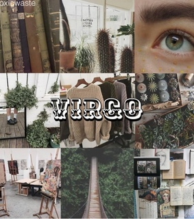 aesthetic, zodiac sign and edit
