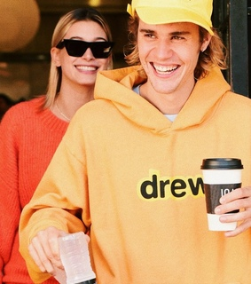 smile, justin bieber and hailey
