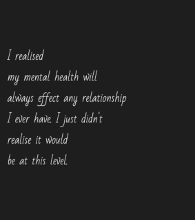 mental health, black and love