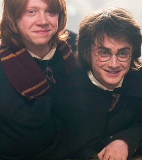weasley, friend and ron