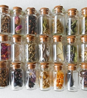 inspiration, organisation and herbs