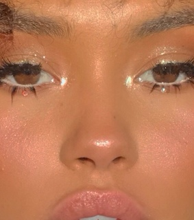 brown eyes, highlight and beautiful