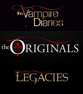 tv show, tvd logo and vampire diaries