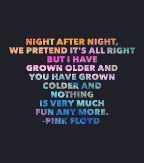 pink floyd, rock n roll and rock quote
