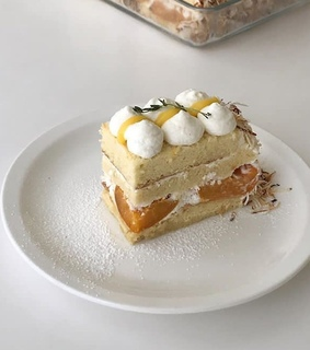 aesthetic, food and pastry