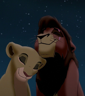 pixar, love and the king leon