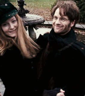 lily and james potter, harry potter and james potter