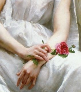 art detail, victorian and romantic art