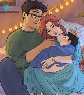 lily potter, sweet and art