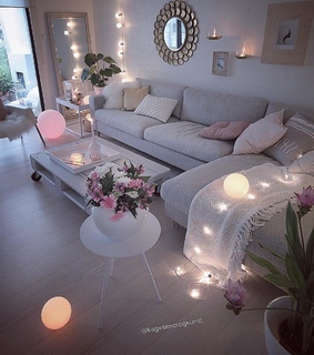 living room, house and bougie