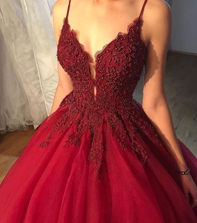fancy, red and jewels