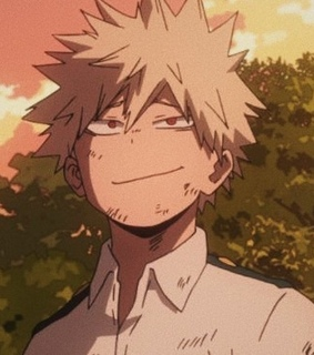 anime, bakugou and katsuki
