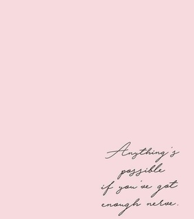 typo, pink and love