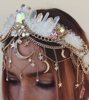 aesthetic, jewelry and goddess