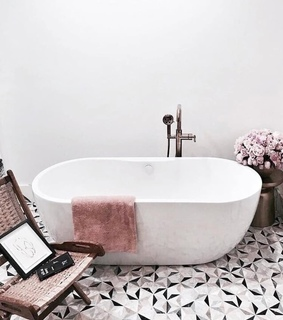 home, toilet and pink