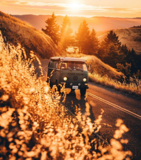 thanksgiving day, vw and travel