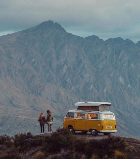 yellow, traveling and travel