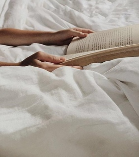 relax sunday weekend, bedsheets beautiful and autumn girl