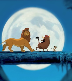hakuna matata, the lion king and movie