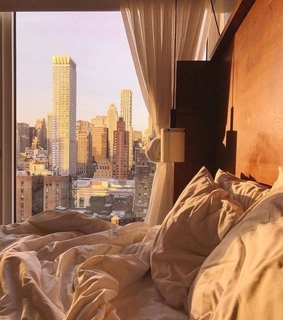 nyc, buildings and hotel