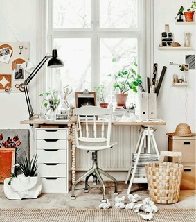 decor, chairs and houses