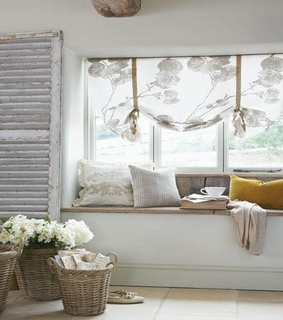 room, reading nook and design