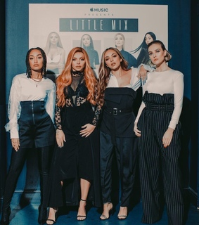 lm5, jade thirlwall and perrie edwards