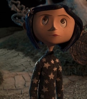 fantasy, light and coraline