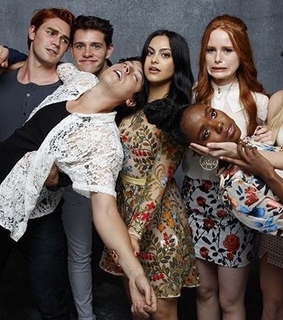 riverdale cast, ja and riverdale