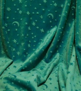 aesthetic, fabric and star