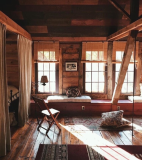 cozy, fall aesthetic and wood